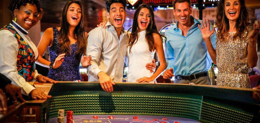 ライブカジノカジノのトップ5のメリット