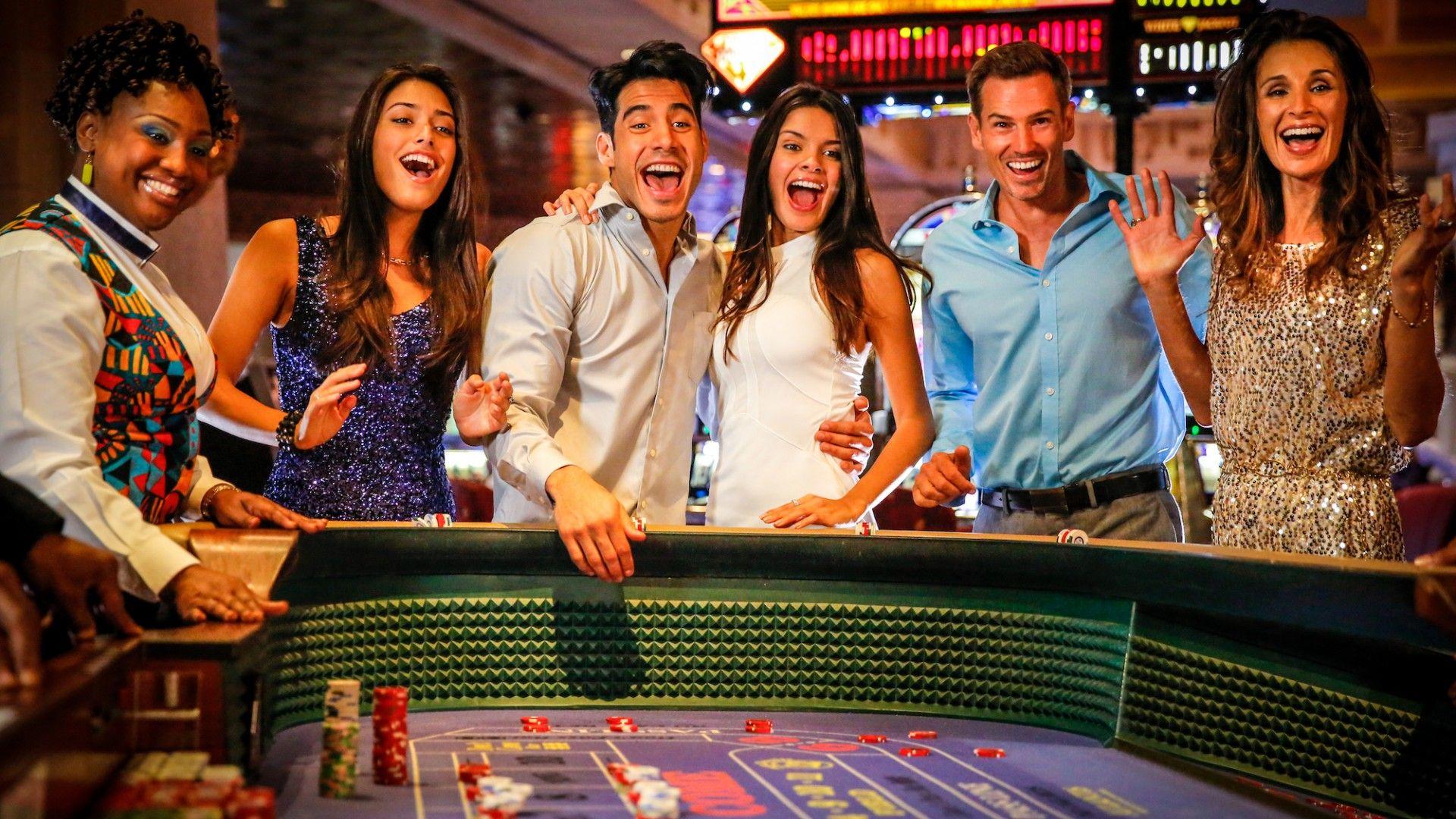 ライブカジノカジノ