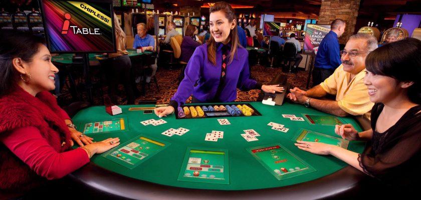 ライブカジノゲームの最高の機能